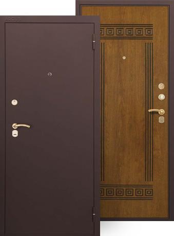 металлическая дверь комфорт 4